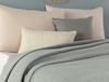 Adorlee Çift Kişilik Yıkamalı Yatak Örtüsü - Gri