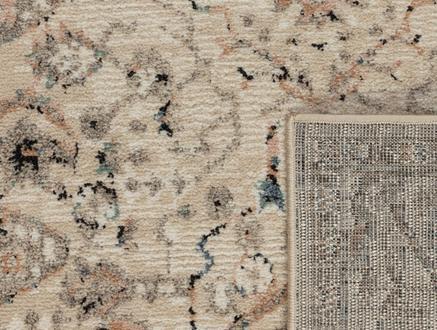 Lucian Halı - Bej - 80x150 cm