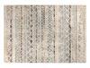 Abrial Halı - Mavi / Bej - 160x230 cm