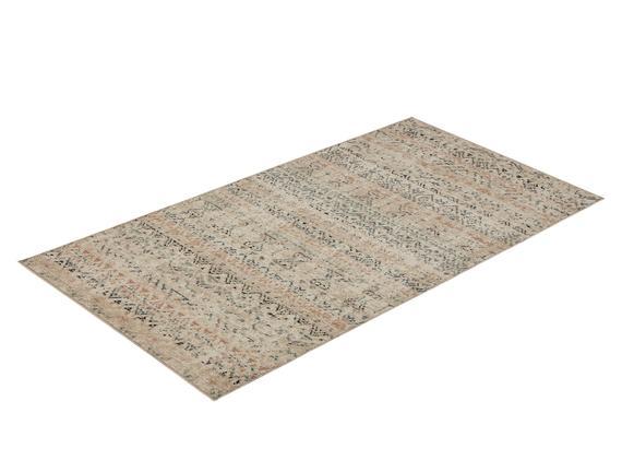Dennie Halı - Bej - 80x150 cm
