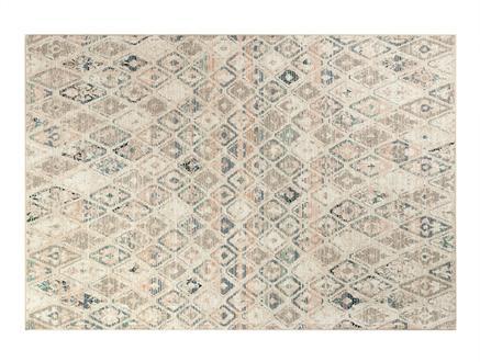 Fantina Halı - Koyu Bej - 120x170 cm