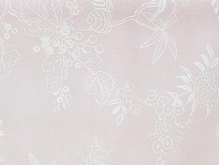 Jannie PVC Masa Örtüsü - Pudra - 100x140 cm
