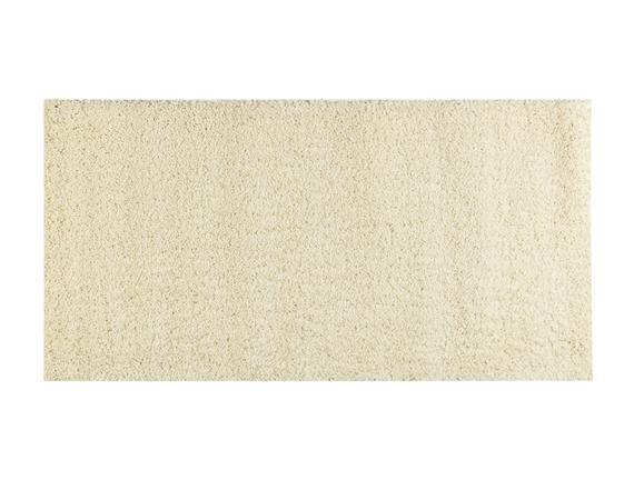 Adrien Shaggy Halı - Kemik  - 80x150 cm