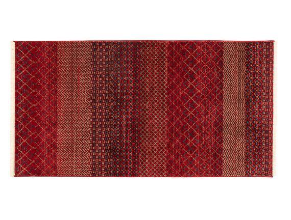 Orient Prunille Halı - Bordo - 76x150 cm
