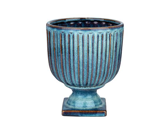 Stellie Büyük Vazo - Mavi
