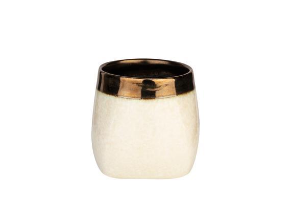 Tiffenn Küçük Vazo - Beyaz