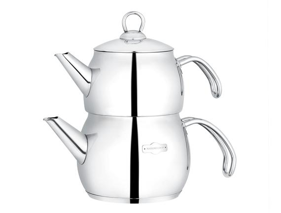 Karlotte Çaydanlık Takımı Orta Boy