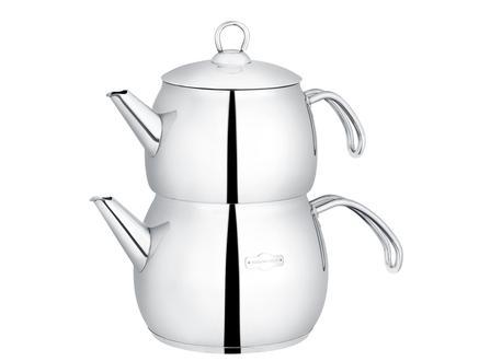 Karlotte Çaydanlık Takımı Büyük Boy