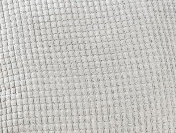 Corn Kırlent - Gri - 50x50 cm