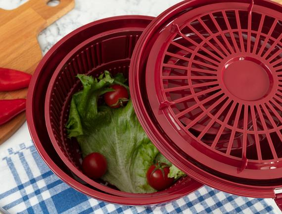 Belly Seul Salata Kurutucusu - Carmen Kırmızı