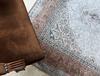 Aluin Dijital Baskılı Halı - Kahverengi - 120x180 cm