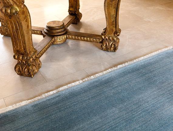 Orient Alvia Halı - Mavi - 160x225 cm