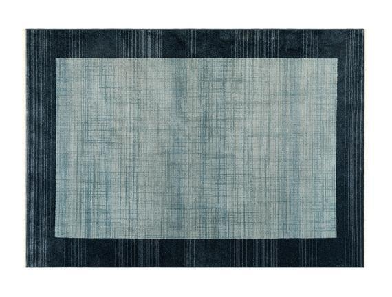 Orient Delphine Halı - Açık Mavi / Koyu Mavi - 200x280 cm