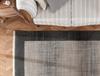 Orient Delphine Halı - Açık Gri / Koyu Gri - 160x225 cm