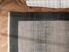 Orient Delphine Halı - Açık Gri / Koyu Gri - 120x170 cm