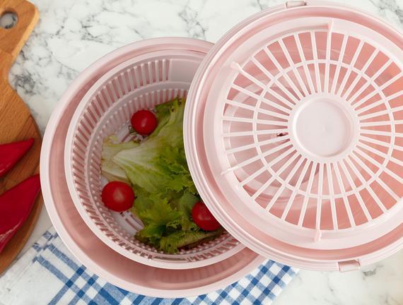 Belly Seul Salata Kurutucusu - Soft Pudra