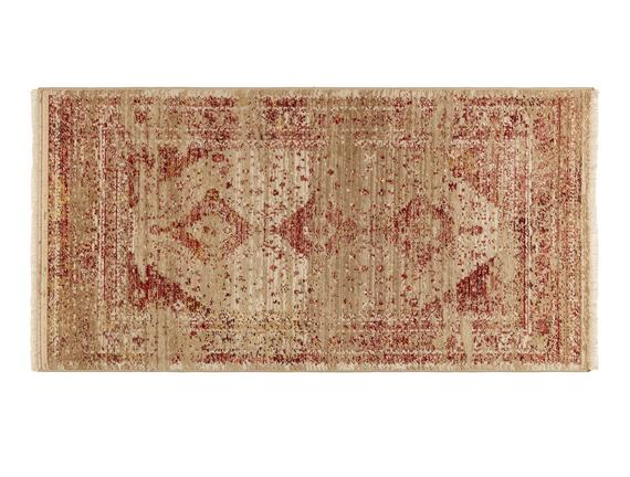 Orient Simone Halı - Bej / Kemik - 76x150 cm