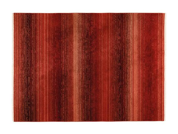 Orient Cadre Halı - Kiremit - 120x170 cm