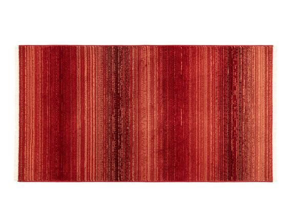Orient Cadre Halı - Kiremit - 76x150 cm
