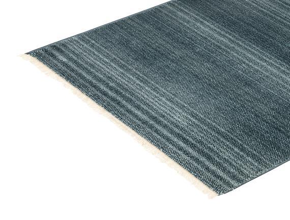 Orient Alvia Halı - Koyu Mavi - 76x150 cm