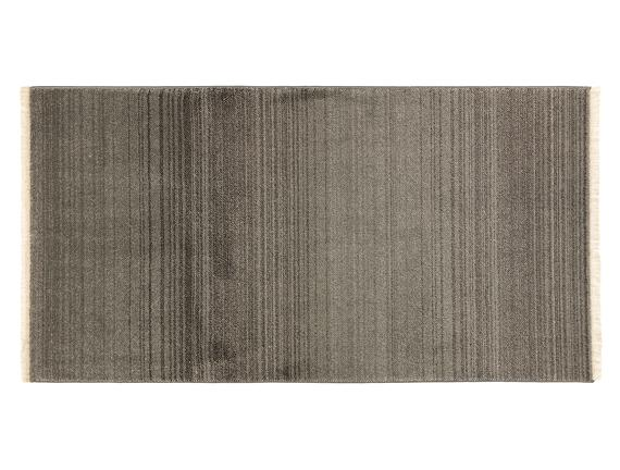 Orient Alvia Halı - Antrasit - 76x150 cm