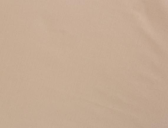 Eloise Ranforce Tek Kişilik Plus Lastikli Çarşaf - Taş