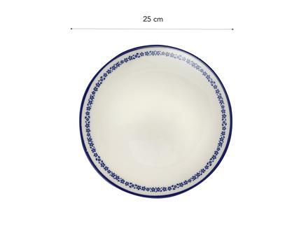 Rêve Bleu Joie Servis Tabağı - 25cm