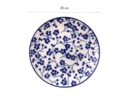 Rêve Bleu Ange Servis Tabağı - 25cm