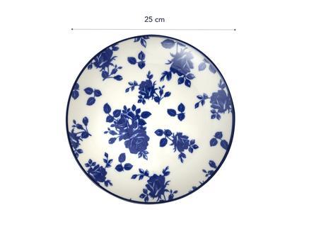 Rêve Bleu Nature Servis Tabağı - 25cm
