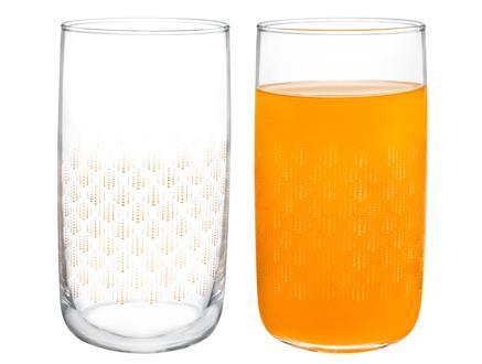 Musette Golden Rain 4'lü Meşrubat Bardağı Seti