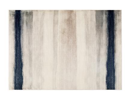 Alita Halı - Bej / Lacivert - 160x230 cm