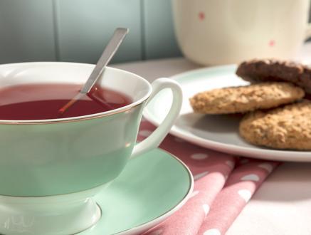 Burnice 2'li Çay Fincan Takımı
