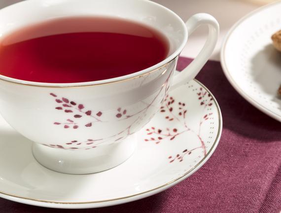 Cerise 2'li Çay Fincan Takımı