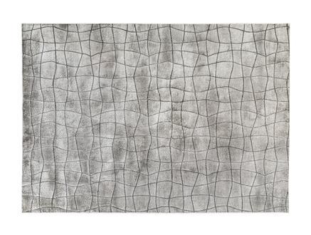 Annabel Halı - Açık Gri / Koyu Gri - 120x170 cm