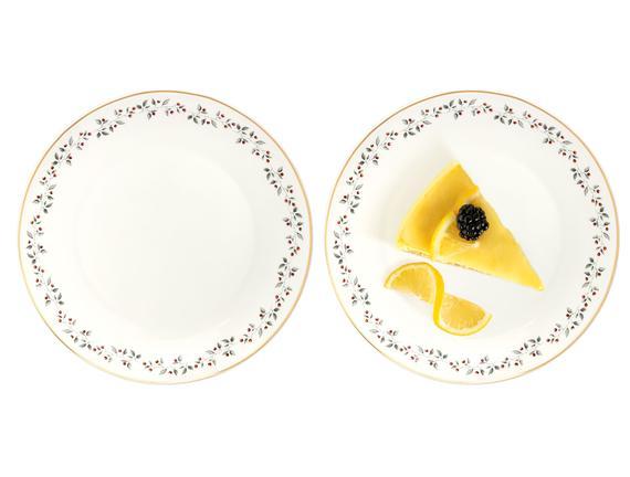 Clarice 4'lü Pasta Tabağı Seti