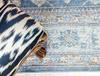 Alhertine Dijital Baskılı Halı - Mavi - 200x290 cm