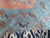 Somer Dijital Baskılı Halı - Mavi - 200x290 cm
