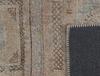 Leron Dijital Baskılı Halı - Bej - 80x150 cm