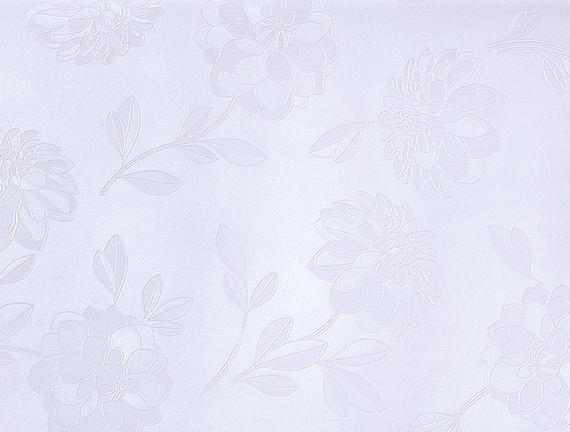 Rouen PVC Masa Örtüsü - Lila  -  140x200 cm