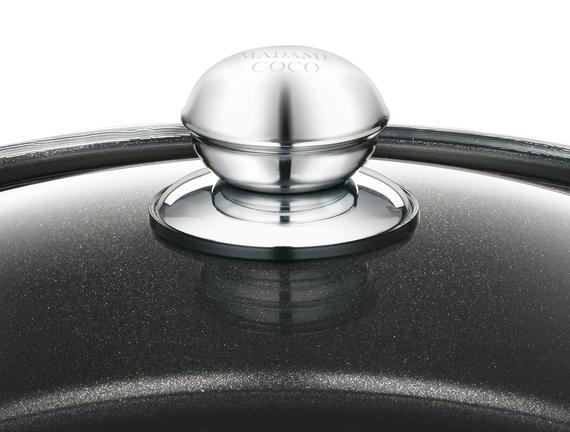 Titanium Professional Tencere Seti 7 Parça - Lacivert