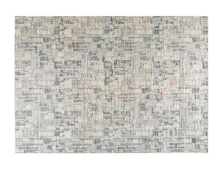 Elicia Halı - Açık Gri - 80x150 cm