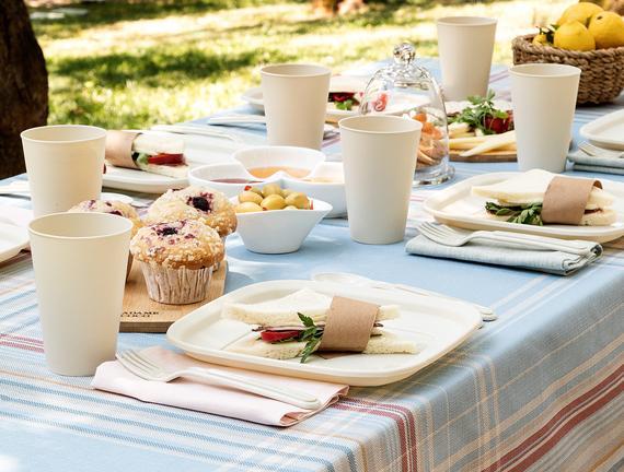 Emilie Piknik Seti - Soft Bej