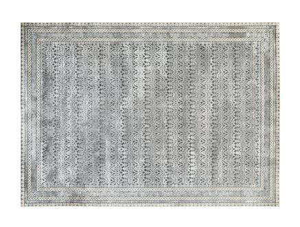 Maura Halı - Açık Gri / Bej - 120x170 cm