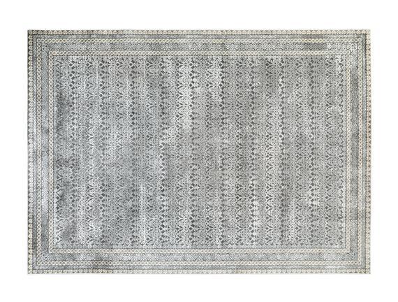 Maura Halı - Açık Gri / Bej - 160x230 cm