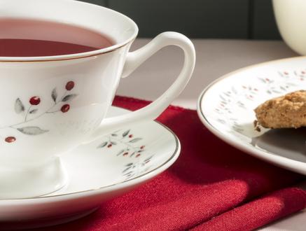 Clarice 2'li Çay Fincan Takımı