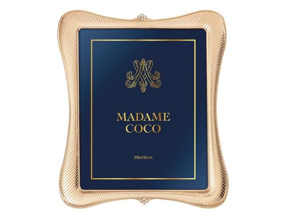 Marie-Fleur Büyük Çerçeve - Gold
