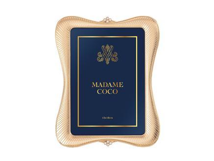 Marie-Fleur Küçük Çerçeve - Gold