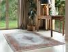 Aluin Dijital Baskılı Halı - Kahverengi - 200x290 cm