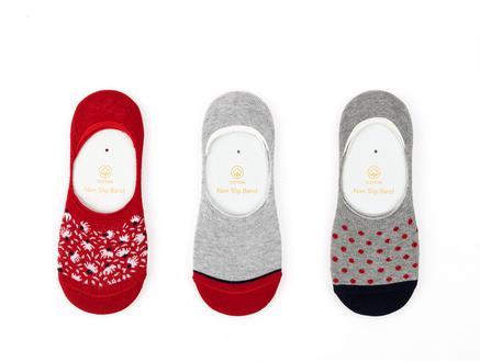 Garland Kadın 3'lü Babet Çorap