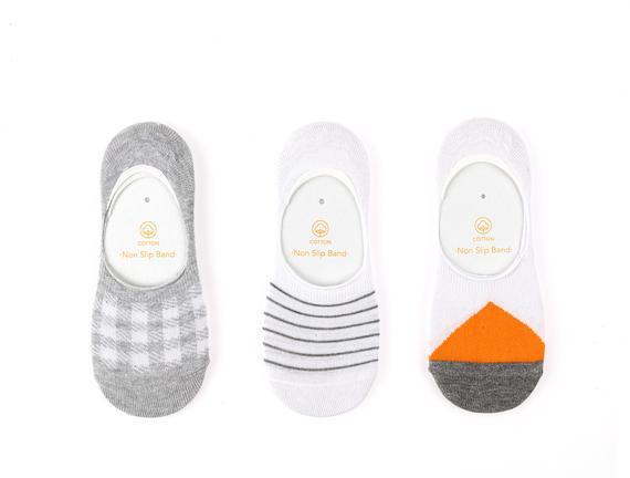 Elaina Kadın 3'lü Babet Çorap